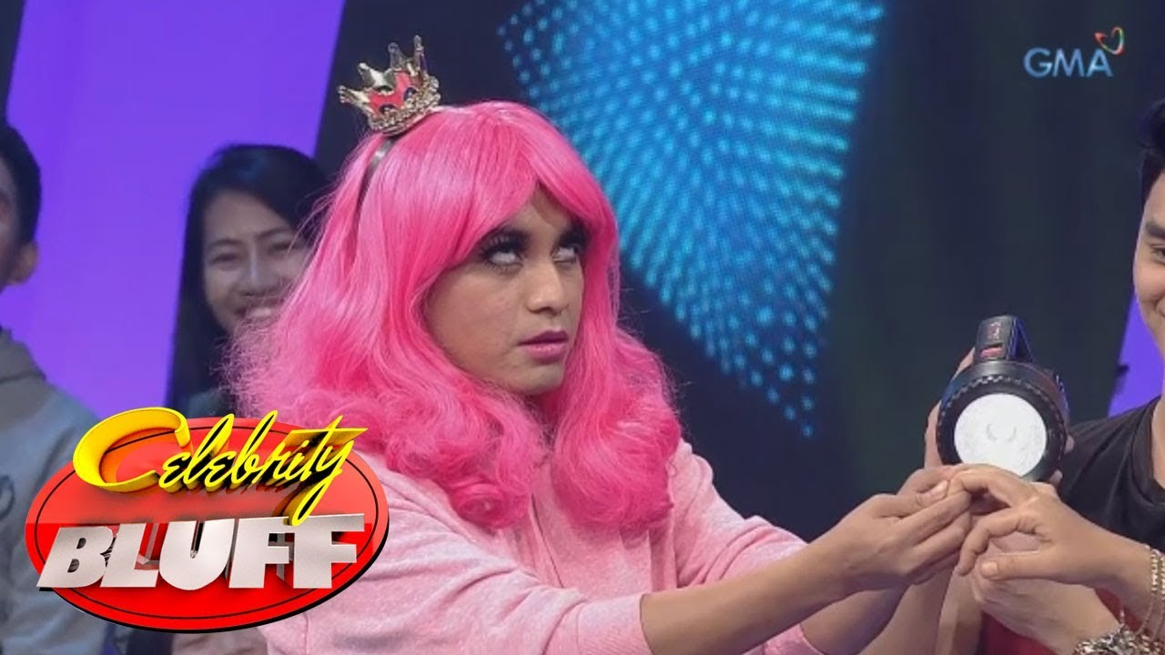 'Celebrity Bluff' Outtakes: Boobay, na-possessed?