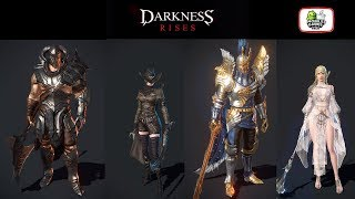 Darkness Rises All Characters +  Full Customization