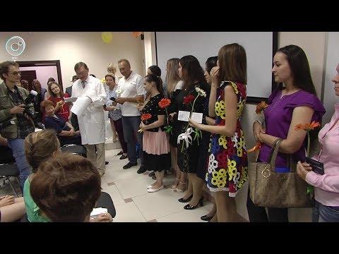 В Новосибирске посвятили в профессию новых сотрудников Городской поликлиники №1