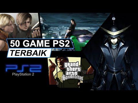 50 GAME PS2 TERBAIK SEPANJANG MASA!! Yang Paling Sering Dimainkan Di Indonesia
