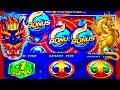 BIG WIN! $$$ WILD FURY, 5 DRAGONS GRANDE★ LAS VEGAS SLOTS ...