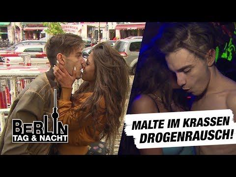 Berlin - Tag & Nacht - Malte im krassen Drogenrausch! #1465 - RTL II