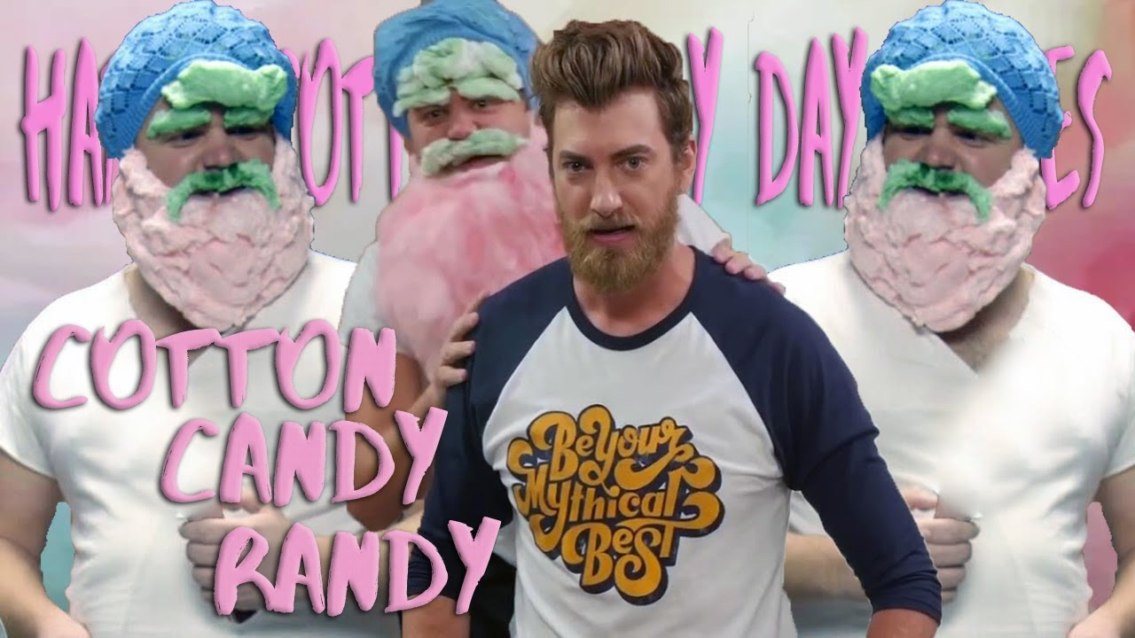 Every Cotton Candy Randy Appearance To Exist Until Now ...