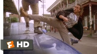 Download Hard Target (1/9) Movie CLIP - Chance Rescues Natasha (1993) HD
