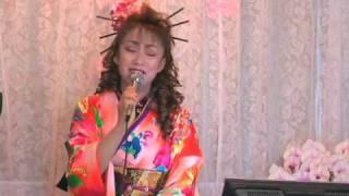 叶麗子 全国キャンペーン第1弾 2009年12月29日、岐阜県池田町「からお...