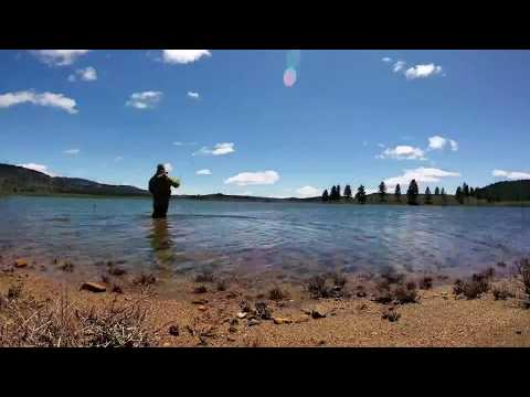 Fly Fishing Frenchmans June 2017