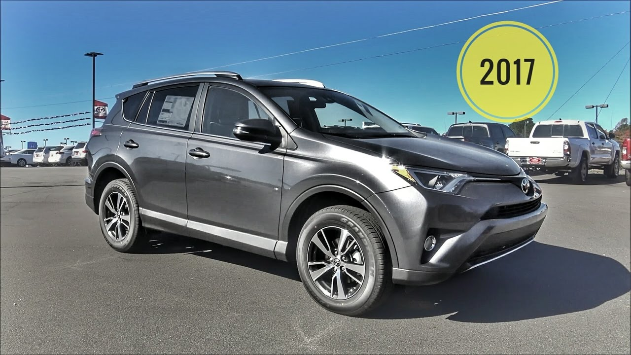 toyota rav4 2017 features best new cars for 2018. Black Bedroom Furniture Sets. Home Design Ideas