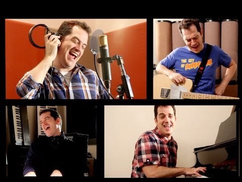 'Holy Sh*t! I'm Playing All Of The Parts' A Tribute To Narcissistic Musicians (VIDEO)