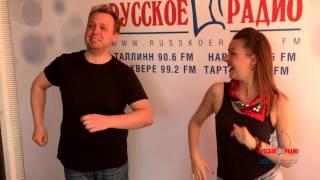 """Алина Москвина в гостях у """"Русского Радио"""""""