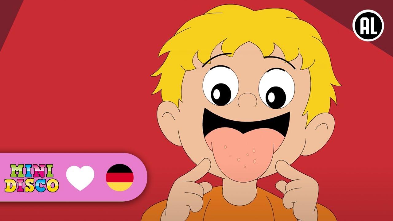 Mein Körper | Kinderlieder | Kindergarten Songs | Kinder Tanz Songs ...