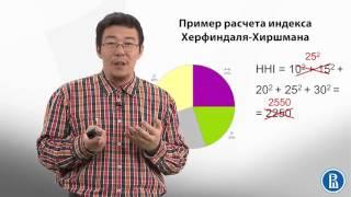 5.6 Рыночные структуры