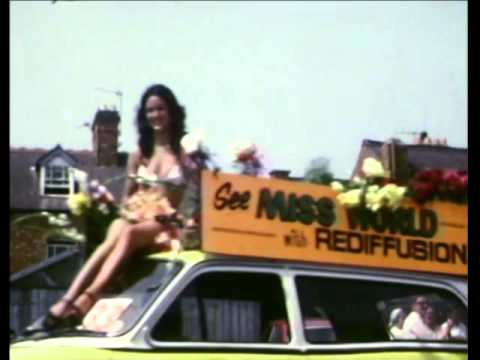 A Typical Hinckley Carnival of the early 1970's.