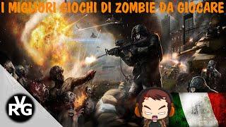 I 5 MIGLIORI giochi di zombie da giocare - ITALIANO ITA