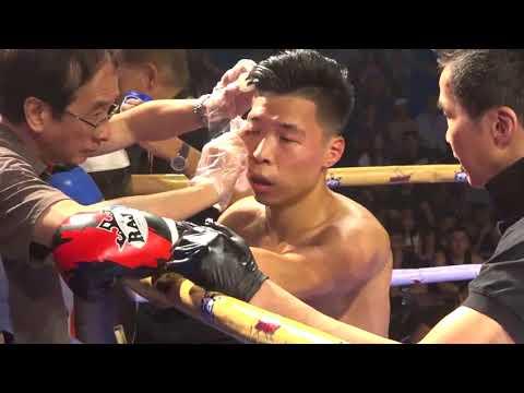Kungfu vs Muay Thai  in the Hongkong 2017