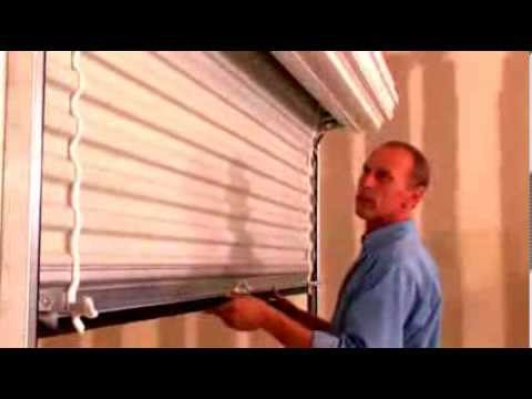 Roll up door installation instructions and safety guidelines. 1-877-357-DOOR(3667)