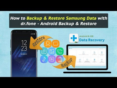 How to Back Up Samsung Galaxy S6/S6 Edge/S6 Edge+