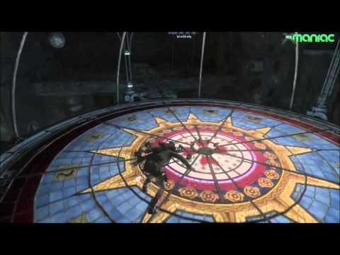 Desafío Tumba 9 - Planetario - RotTR - Rise of the Tomb Raider
