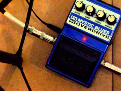 pedal dod fx102
