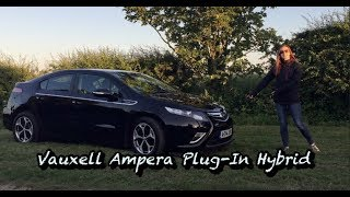 2012 VAUXHALL AMPERA Videos