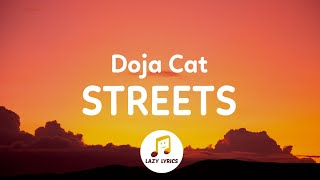 Doja Cat - Streets (Lyrics)