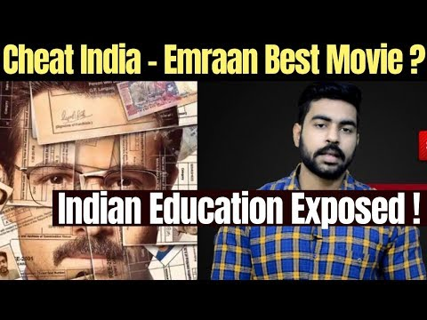 Cheat India Teaser | Best Indian Education Exposing Movie ?