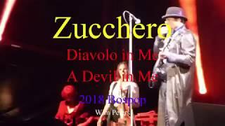 2018 Bospop ZUCCHERO diavolo in me - a devil in me سكر 糖 चीनी gula