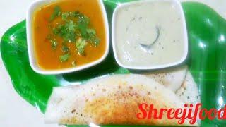 South Indian Masala Dosa Recipe