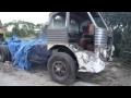 Proceso de restauracion del PEGASO 1061 de jose luis ardao