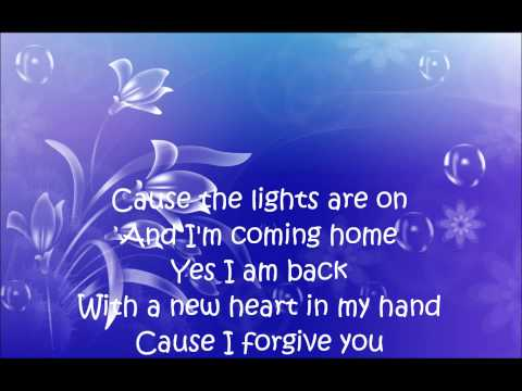 I Forgive You by Kelly Clarkson Lyrics