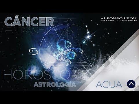CÁNCER | 16 AL 22 DE OCTUBRE | HORÓSCOPO SEMANAL | ALFONSO LEÓN ARQUITECTO DE SUEÑOS