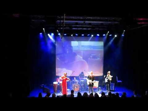 Billie The Vision & The Dancers -  Nightmares (Live @ Babel 2o14)