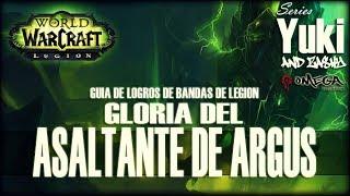 Guía de Logros de Banda - Gloria del Asaltante de Argus
