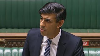 video: Politics latest news: Rishi Sunak attacked for bolstering jobs support only after London entered Tier 2 - watch live