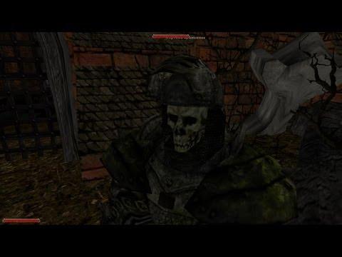 Gothic 2 Мод Ужас кладбища (эп.9) (Ренегат)
