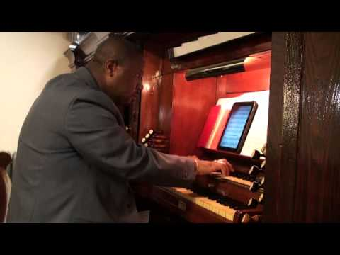 Chris Fleischer, Pipe Organ- Captain Of Israel's Host, And Guide, Tune: Marienlyst
