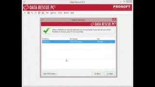 Hard Drive Recovery Software for PC-Data Rescue PC3