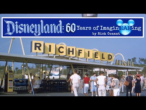60-174 Richfield/Tomorrowland AUTOPIA Load/Unload