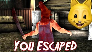 I STOLE HIS CAR AND ESCAPED!! | HeadHorse: Horror Game