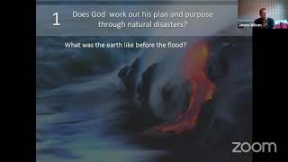 Natural disasters, supernatural solutions