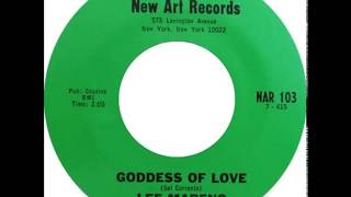 Lee Mareno  (with The Run-A-Rounds) - Goddess Of Love (complete version)