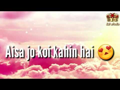 Kal Ho Na Ho ❤ || WhatsApp Status || Lyrics Video