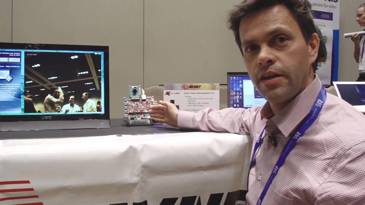 Avnet Electronics Demonstration of GigE Vision