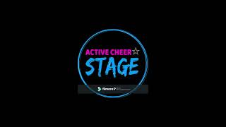 Active Cheer STAGE valmiskoreografia