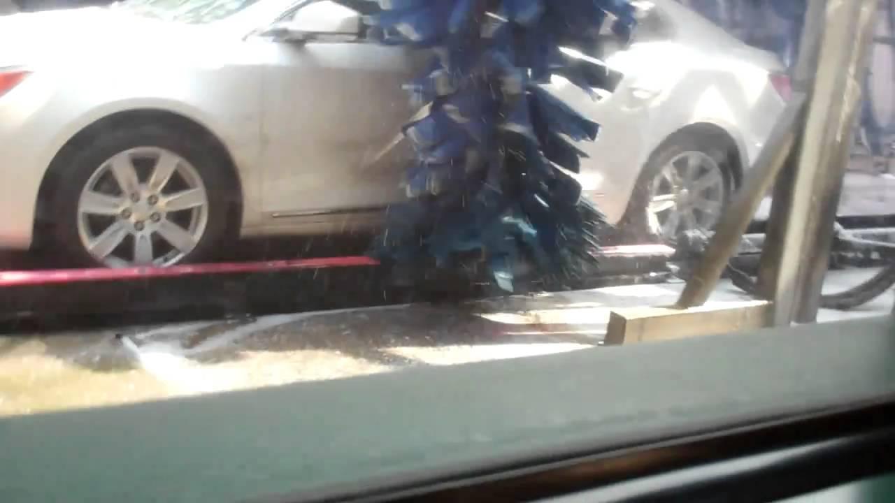 Buick LaCrosse: Washing the Vehicle