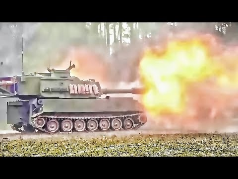 The Ultimate Tank Destroyer • Direct Fire M109A6 Paladin