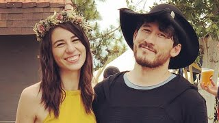 Markiplier and Amy cute moments 2019