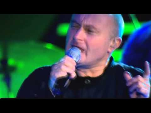 Phil Collins   Another Day in Paradise Paris 2004 HD