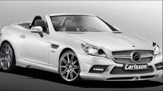 Carlsson Mercedes SLK Class R172 2011 Videos