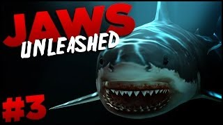 Jaws Unleashed | Story Mission #3 | Hunting Pamela.