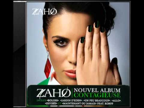album zaho 2013 contagieuse